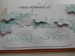 """Read more about the article Dankeskarte mit dem Stempelset """"Petite Petals"""""""