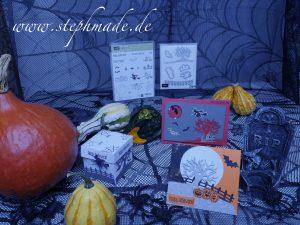Mein Lieblingsset des Monats Oktober: Spooky Fun