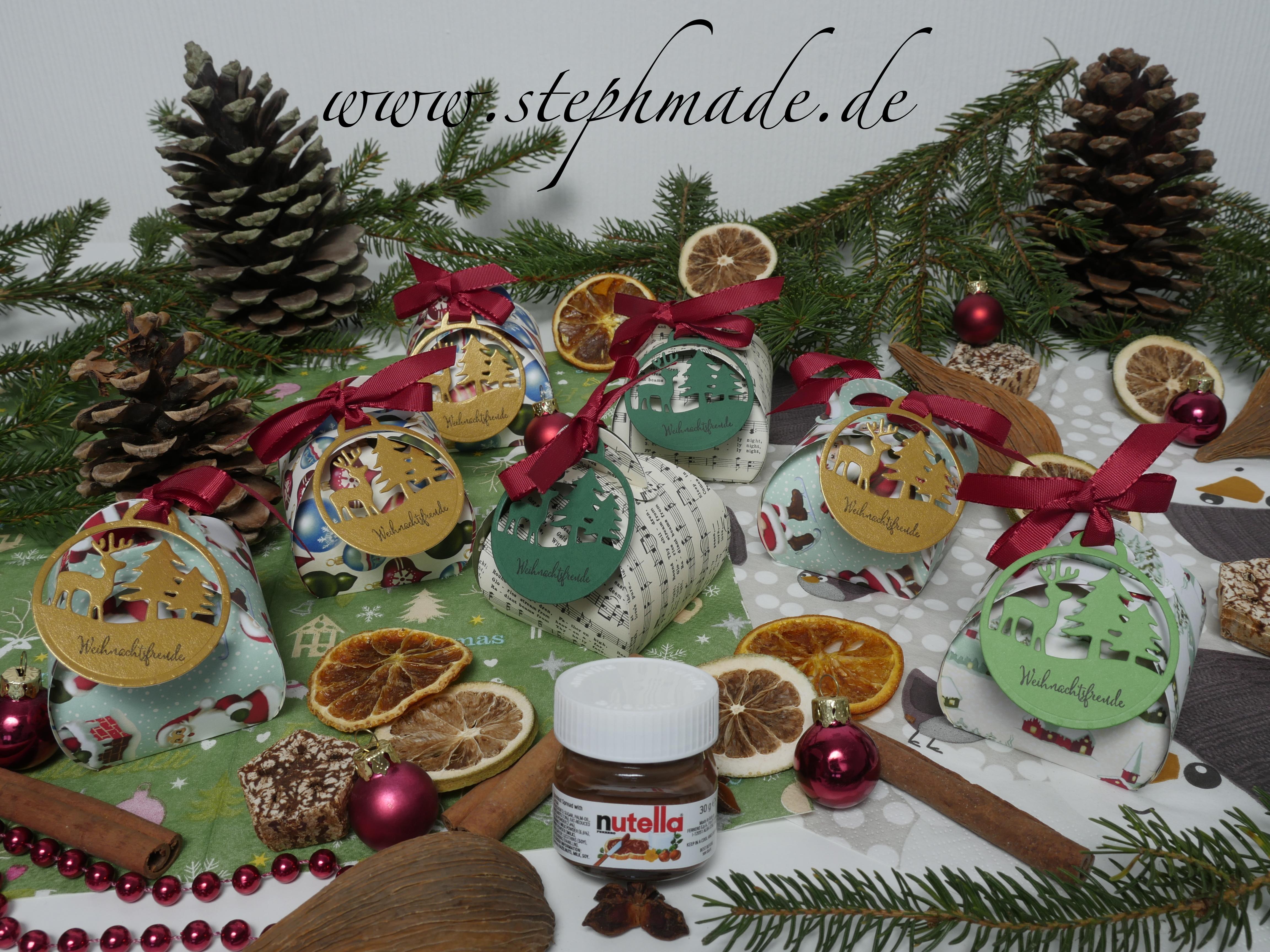 Read more about the article Kleine Nutellagläschen-Verpackung Nr. 1