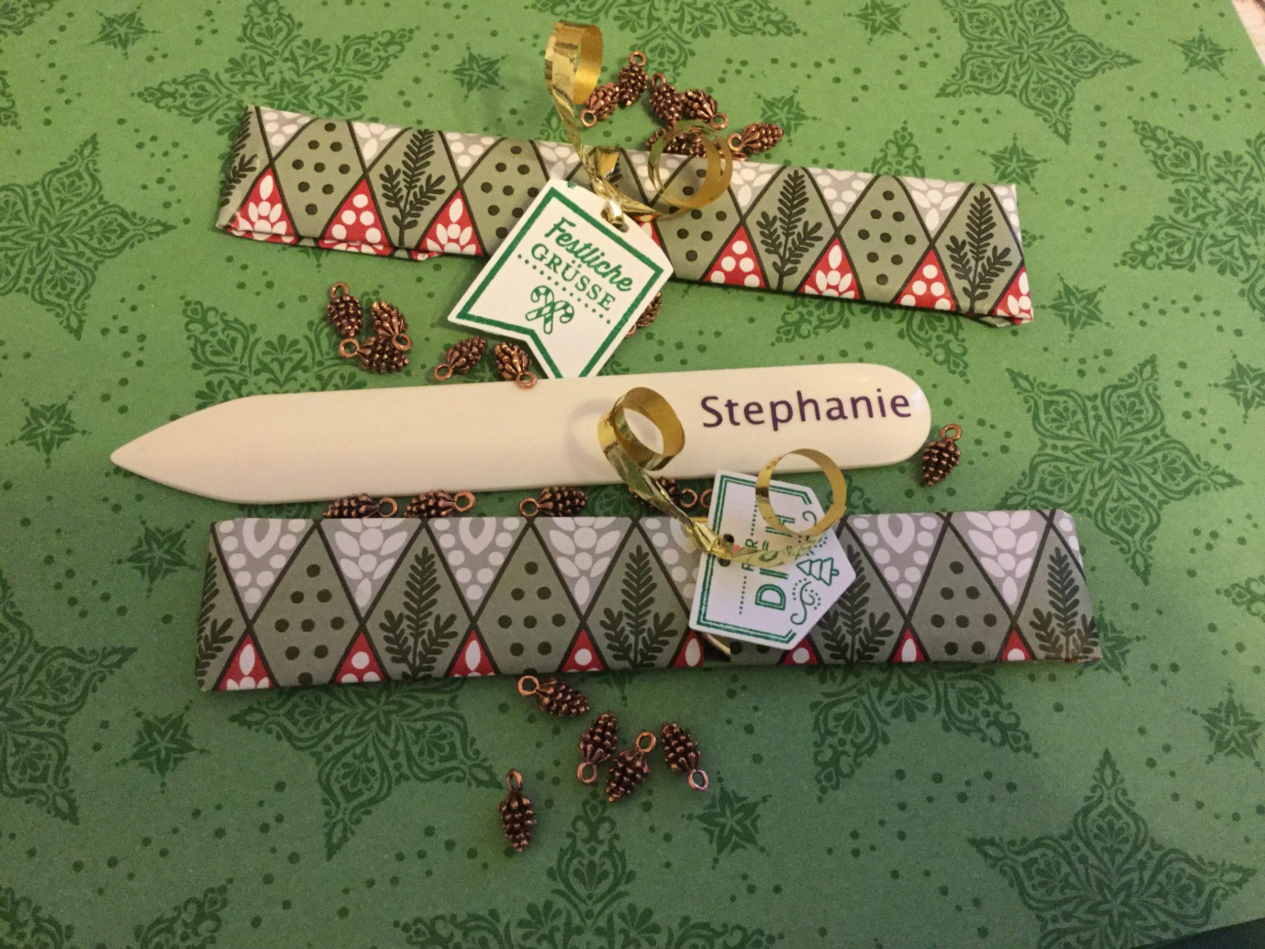 Weihnachtsgeschenke für mein Team