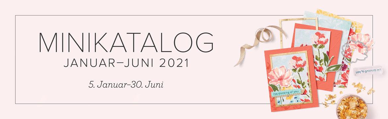 Minikatalog 2021 und Sale A Bration